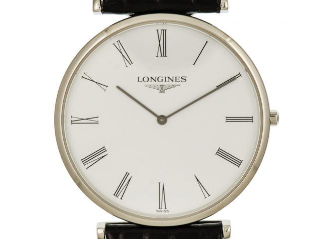 Покупка и продажа Часы Longines La Grande Classique Stahl Quarz 37mm UVP 890- Unge - Reference l4.766.4.11.2 case