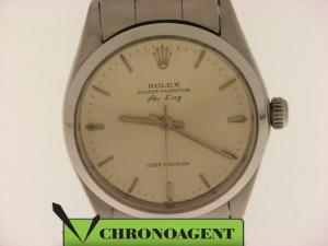 Rolex Oyster Perpetual Airking NG IN ACCIAIO ANNI 70