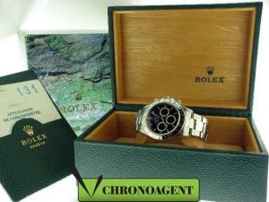 Rolex Daytona A ACCIAIO REFERENZA 16520 SERIALE W