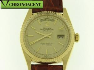 Rolex Day-Date E IN ORO GIALLO 18 KT
