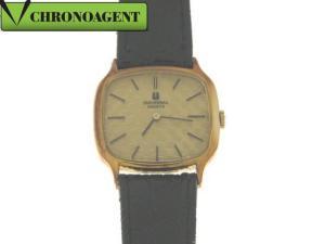 Sonstige Uhren OROLOGIO ANNI 50 PLACCATO ORO CON FONDELLO IN ACCIAIO