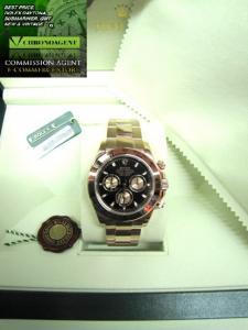 Rolex Daytona a oro rosa 18ct