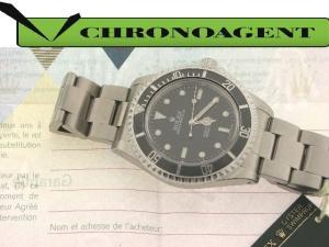 Rolex Submariner r acciaio nuovo ref. 14060M bracciale 93150 nuovo imballato scatola e garanzia ufficiale
