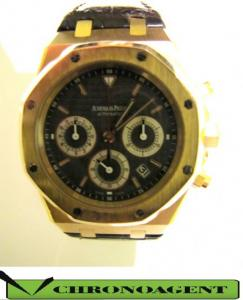 Audemars Piguet Royal Oak Chronograph H ORO ROSA 18 Kt