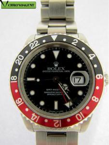 Rolex Gmt II Acciaio