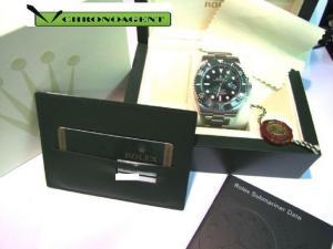 Rolex Submariner r nuovo modello Data con ceramica Verde