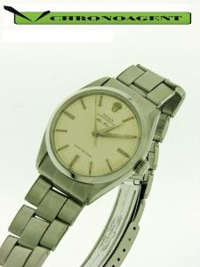 Rolex Oyster Perpetual Airking ng in acciaio