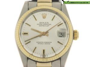 Rolex Datejust T ACCIAIO E ORO 18 KT