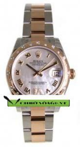Rolex Oyster Perpetual Datejust t ref.178341 con cassa in acciaio