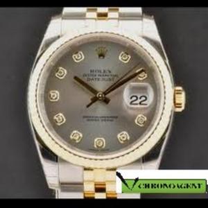 Rolex Oyster Perpetual Datejust t Ref. 116233 con cassa in acciaio