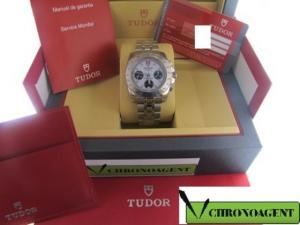 Tudor Chronograph H ACCIAIO