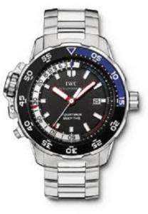 IWC Aquatimer Deep Two O REF.IW354701/03 CASSA IN ACCIAIO