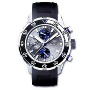IWC Aquatimer Chronograph h Edition Jacques-Yuves Cousteau ref.IW376706 nuovo ed imballato con cassa in acciaio