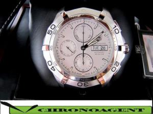 TAG Heuer Aquaracer Chronograph H REF.CAF2011FT8011