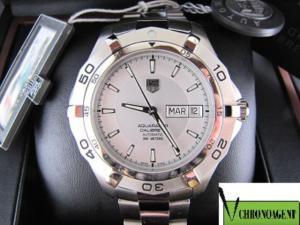 TAG Heuer Aquaracer Automatic C MENS WRISTWATCH REF. WAF2011BA0818