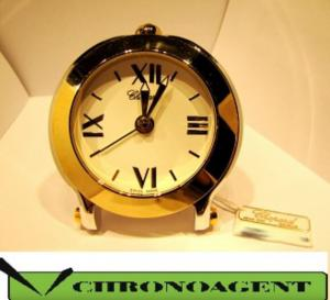 Chopard Happy Sport T TABLE ALARM CLOCK REF.518475