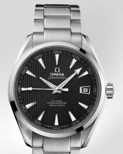 Omega Seamaster Aqua Terra Chronometer r ref. 231.10.42.21.06.001 con cassa in acciaio