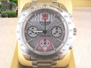 Tudor Chronograph h 20300-9500 acciaio