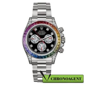 Rolex Oyster Perpetual Cosmograph Daytona a ref 116599RBOW