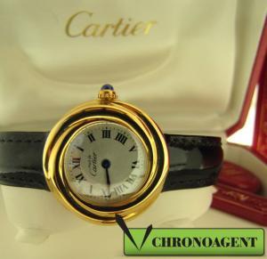 Cartier Must De  Ref.