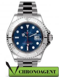 Rolex Oyster Perpetual l Yacht-master ref. 116622 con cassa in rolesium (acciaio e platino)
