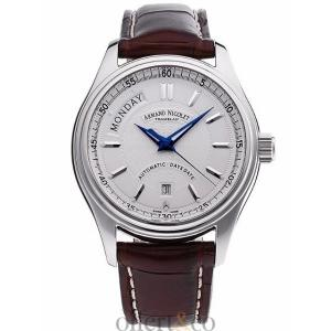 Armand Nicolet M02 Day-Date 9141A-AG-P14MR2