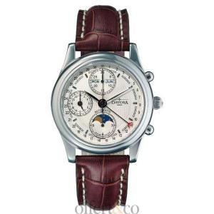 Davosa Classic Automatik Chronograph Herrenuhr 161.436.15