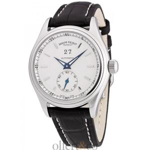 Armand Nicolet M02 Big Date & Small Seconds 9146A-AG-P914NR2