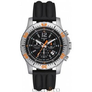 Traser H3 Extreme Sport Chronograph mit schwarzem Silikonarmband...