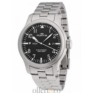 Fortis B-42 Flieger Day/Date 655.10.11 M
