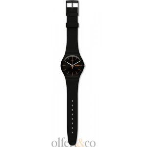 Swatch SUOB704 Dark Rebel Armbanduhr