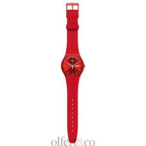 Swatch Red Rebel Herrenuhr SUOR701