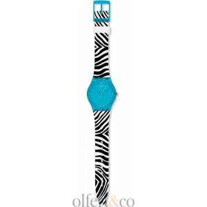 Swatch Blue Zeb Uhr GL115