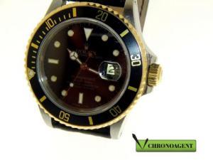 Rolex Submariner r ref. 16613 con cassa in aciaio e oro giallo 18kt