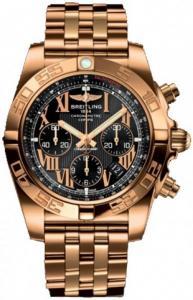 Breitling Chronomat 44 con cassa in oro rosa 18kt