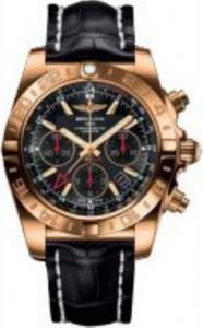 Breitling Chronomat GMT GMT nuovo ed imballato con cassa in oro rosa 18kt