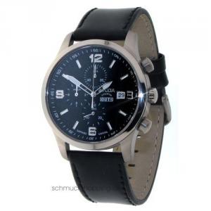 Boccia Herren Titan Chronograph 3776-01