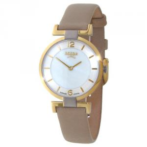 Boccia Damen Titan Uhr bicolor 3238-02 Flyer