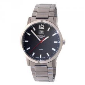 Boccia Herren Titan Uhr 3580-02