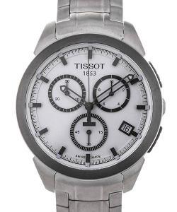 Tissot Titanium 43 Steel Chronograph