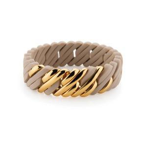 THE RUBZ Armband Pixel - Desert Sand & Gold