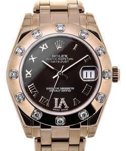 Rolex Datejust Special Edition Everrose-Gold Diamonds