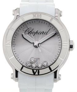 Chopard Happy Sport 42 Diamonds Guilloche