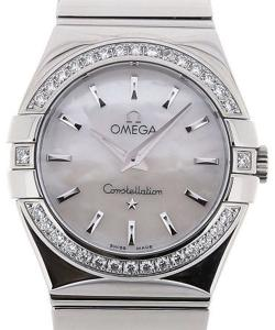 Omega Constellation 27 MoP Diamonds