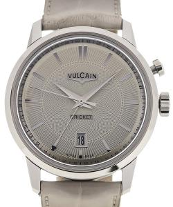 Vulcain 50s Presidents&#039  Watch 42 Sandstone Guilloche