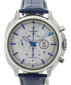 Junghans Bogner Blue Automatic Chronoscope