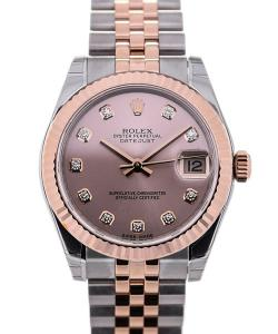 Rolex Oyster Perpetual Datejust Lady 31 Diamonds Bicolor