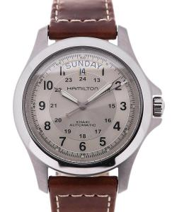 Hamilton Khaki Field 42 Day Date King