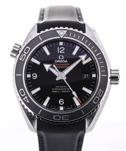 Omega Seamaster Planet Ocean 45.5 Black Dial