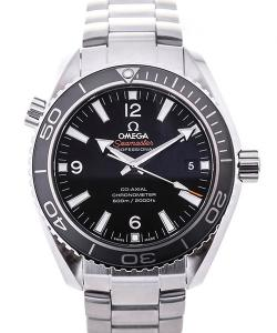 Omega Seamaster Planet Ocean 42 Black Dial
